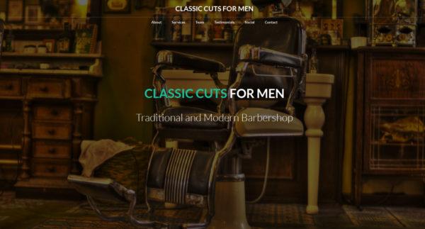 Classic Cuts For Men