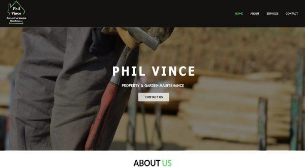 Phil Vince Property & Garden Maintenance
