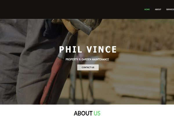 Phil Vince Property & Garden Maintenance